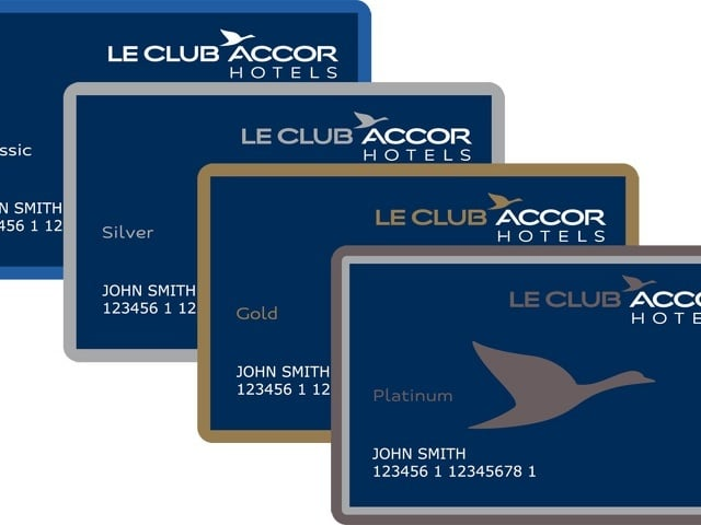 how to use accor bienvenue card