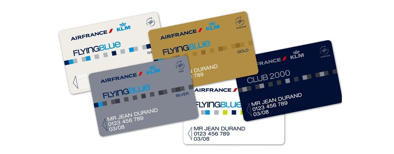 Populaire Flying Blue : programme d'Air France-KLM | Voyage Forever CD56