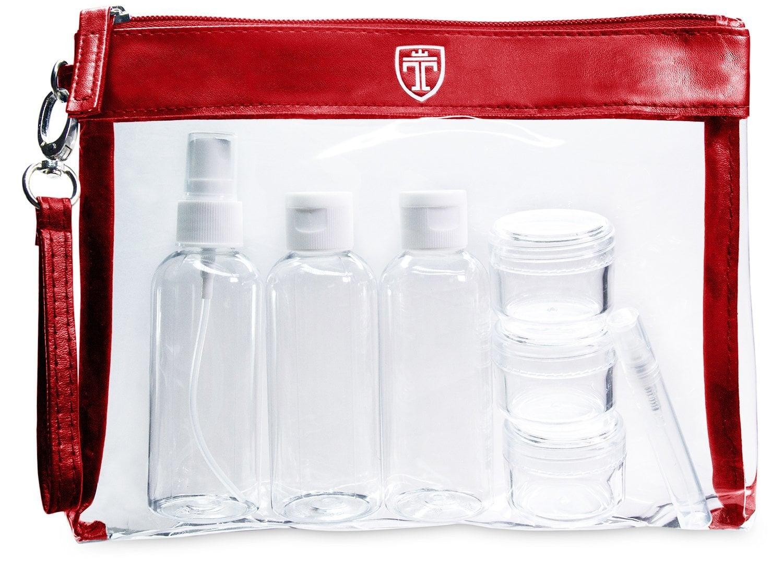 prix compétitif cca5c 7fd1a Trousse de toilette - kit voyage pour avion | Voyage Forever