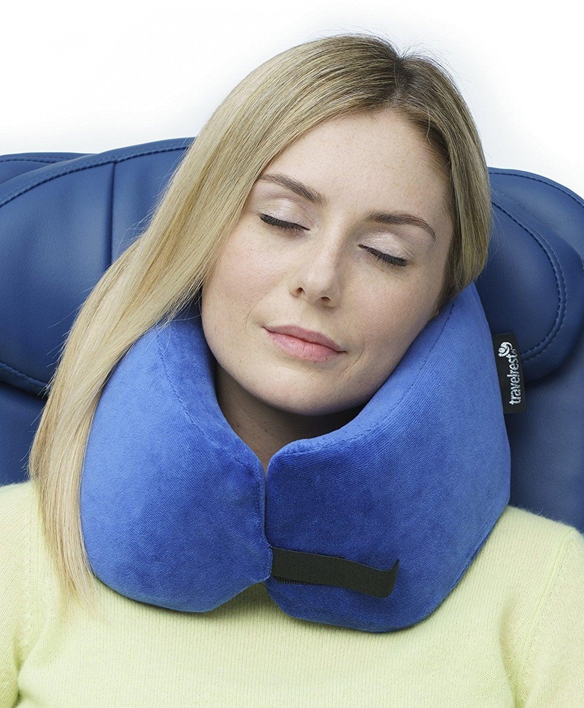 coussin de voyage oreiller d 39 avion voyage forever. Black Bedroom Furniture Sets. Home Design Ideas