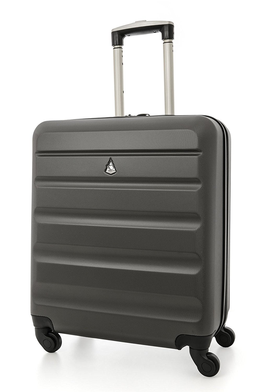 Aerolite 21 bagage /à main accept/é en cabine NOIR Bagage /à roulettes