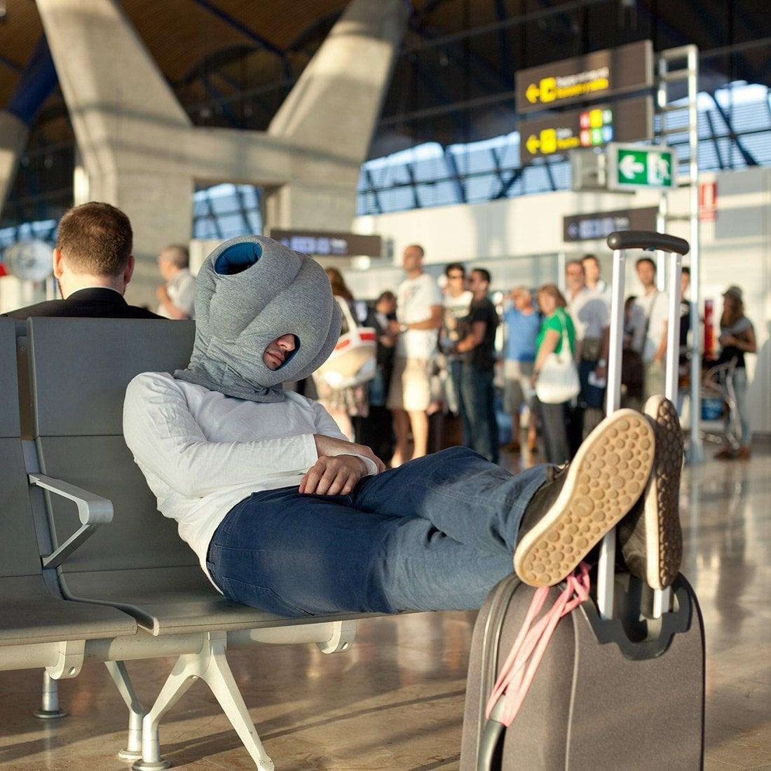 Coussin de voyage - Oreiller d'avion | Voyage